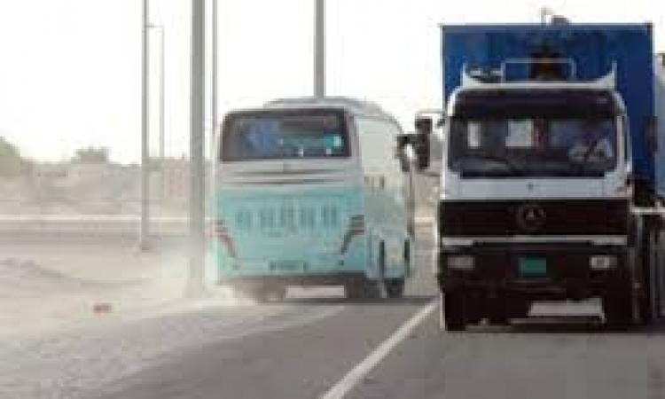 «المرور»: غرامة السير عكس الاتجاه من 1000 لـ3000 جنيه.. ولا تصالح فيها