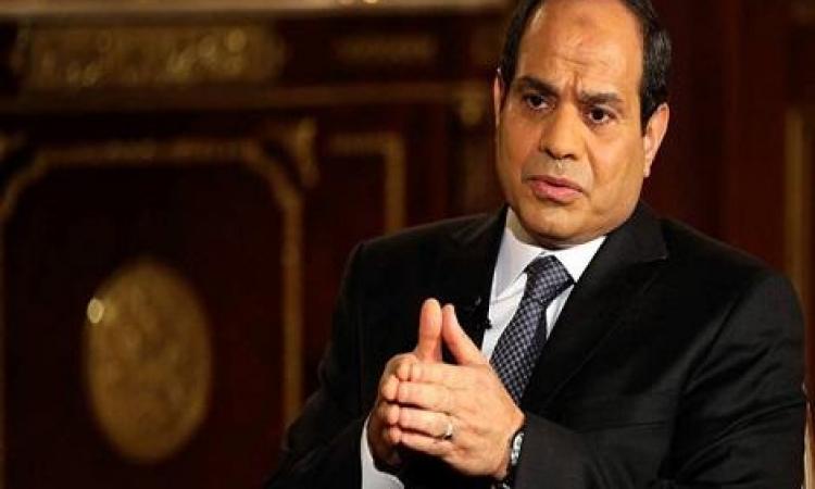 الرئيس السيسى: لا يوجد معتقل سياسى فى مصر.. ومحاكمات عادلة تتم وفق القانون