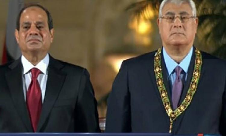 الديلي تليجراف: السيسي رجل مصر القوي.. يواجه تحديات إعادة هيكلة الشرطة والقضاء في المحاكم
