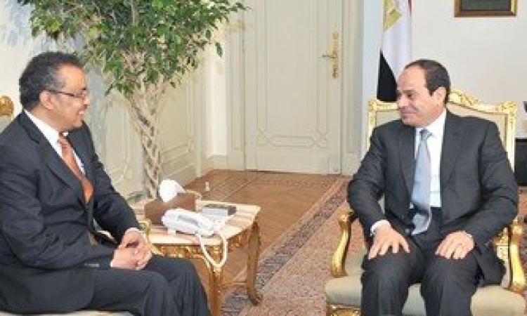دعوة إثيوبية للسيسي لزيارة أديس أبابا لمناقشة مسألة سد النهضة