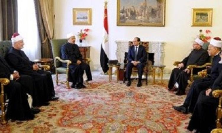 الرئيس السيسي يوافق على إنشاء بيت الزكاة كهيئة مستقلة يرعاها الأزهر