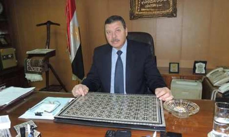 قوات امن الغربية تشن حملة مكبرة للحد من انتشارالباعة الجائلين بمدينة المحلة الكبرى