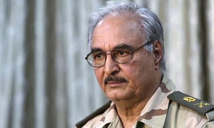 حفتر : ندرس وقف إطلاق النار مع الإرهابيين كهدنة انتخابية