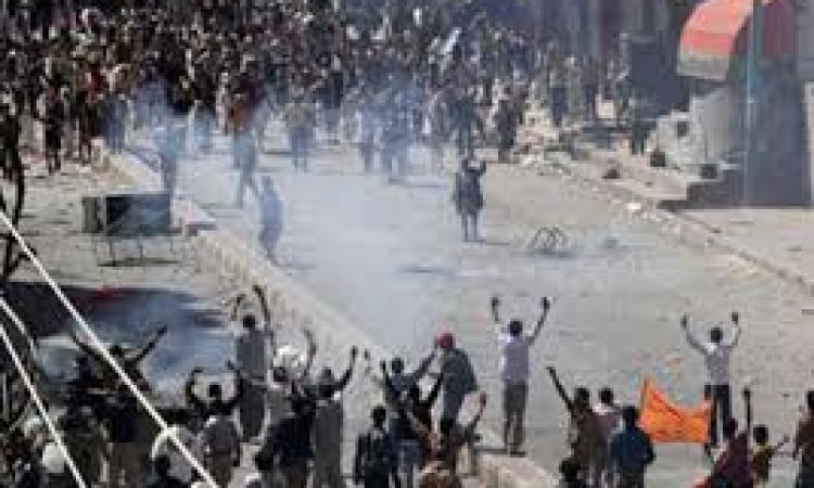 ارتفاع عدد الفتلى في اليمن جراء تفجيرين انتحاريين إلى 67 شخصا