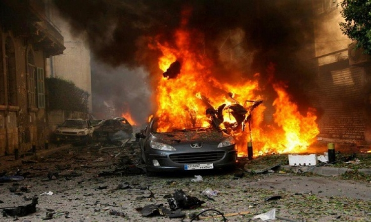 17 قتيلا في تفجيرين استهدفا مقرا حزبيا كرديا شمال بغداد