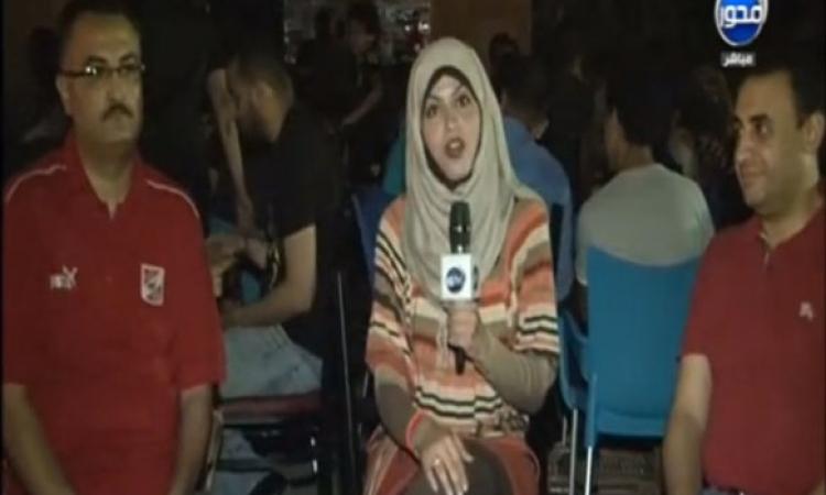 بالفيديو ..بعد انقطاع التيار خلال افتتاح المونديال.. مواطنون: «لازم جدول المباريات يكون سر على وزارة الكهرباء»