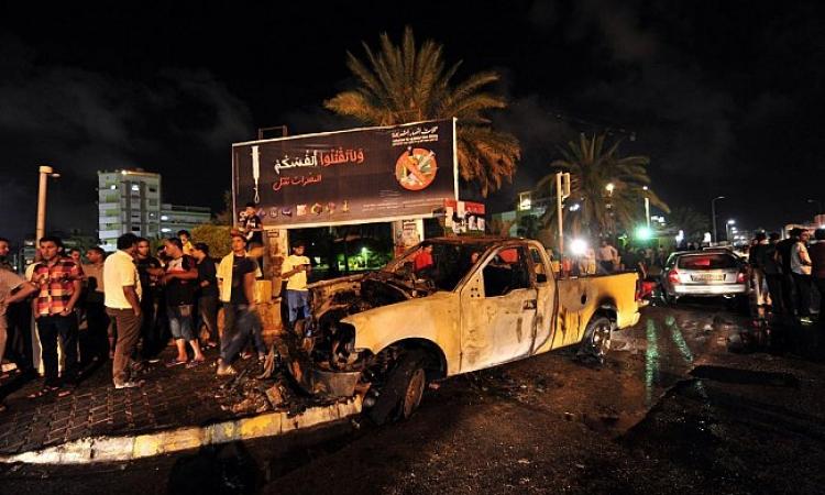 4 قتلى و17 جريحا في اشتباكات مسلحة وسط بنغازي