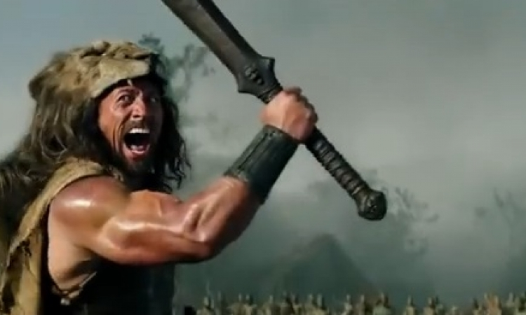 بالفيديو .. أكثر من مليون مشاهدة لتريلر فيلم Hercules الملىء بالأكشن
