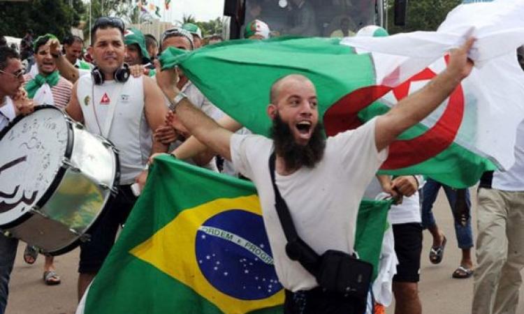 قاض برازيلي يمنع مشجعين جزائريين من حضور مباراة ألمانيا