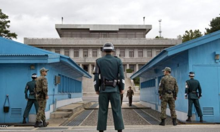 جندي كوري جنوبي يقتل خمسة من زملائه