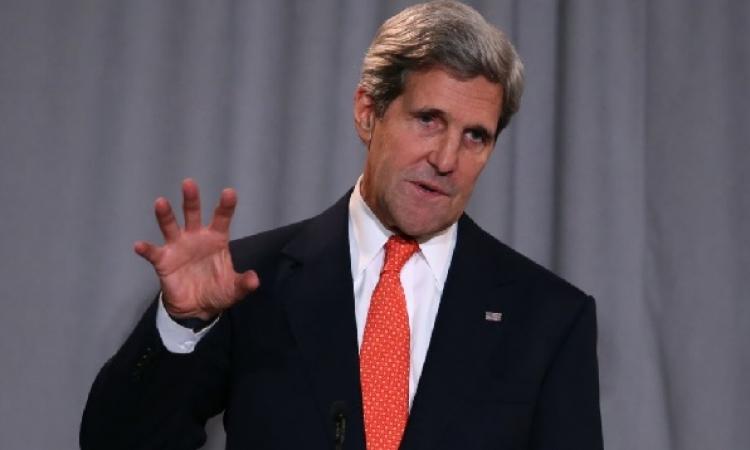 كيري يزور تركيا لتعزيز الحملة ضد الدولة الإسلامية