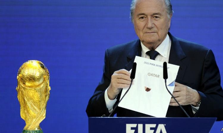 «الفيفا»: إعادة التصويت على إقامة كأس العالم في قطر