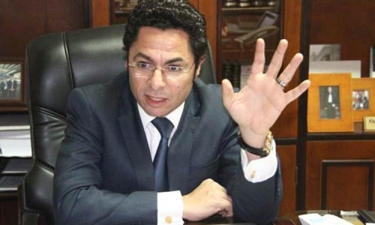 خالد أبو بكر: سأتقدم ببلاغ ضد فريق عمل جهاز فيروس سي إذا ثبت فشله
