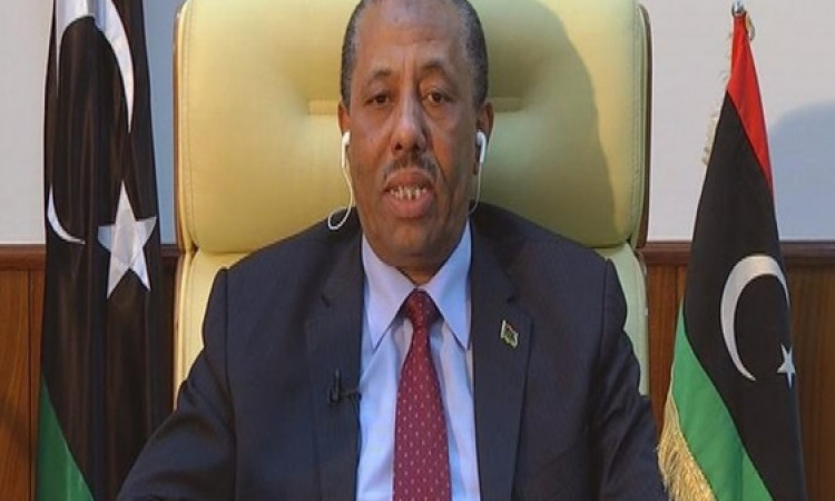الحكومة الليبية ترفض اللجوء للعنف للتعبير عن المواقف و الآراء السياسية