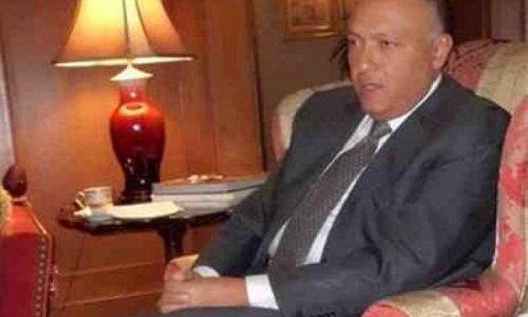 وزير الخارجيةيتسلم دعوة لـ«السيسي» لزيارة التشيك