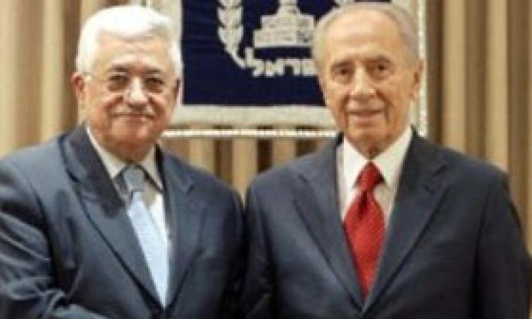 بيريز: الرئيس الفلسطيني «الشريك الأفضل» لإسرائيل