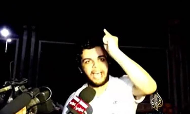 بالفيديو.. عبد الله الشامي: «كنت واثق في نصر ربنا»
