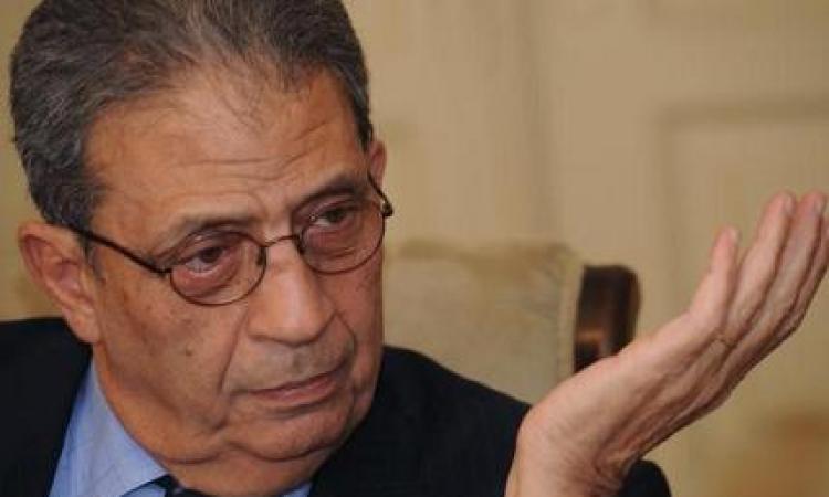«عمرو موسى»: هناك مشاورات لبلورة الحركة المدنية المصرية في تيار سياسي