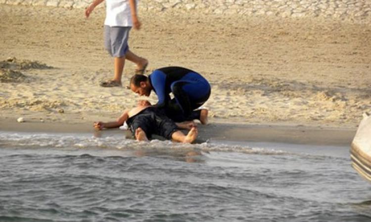 غرق 3 مواطنين بينهم طفلة بالسويس في مياه الخليج