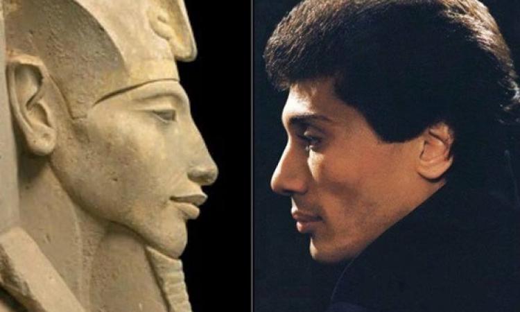بالصور : مشاهير لهم أصول فرعونية