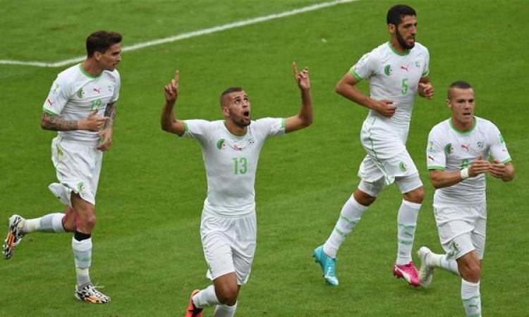 بالفيديو .. الجزائر تفوز على كوريا 4 / 2 وتحيي آمالها في التأهل