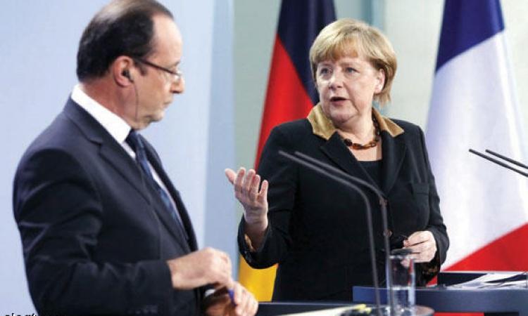 ألمانيا وفرنسا تحثان كييف وموسكو على إنقاذ الهدنة
