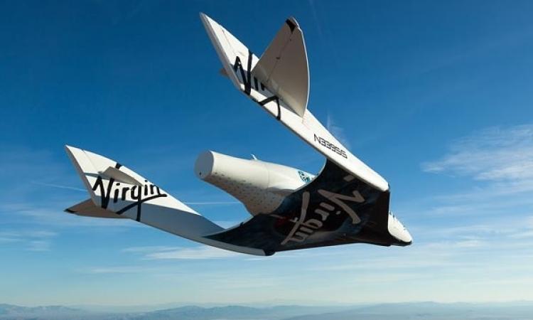 جوجل تسعى لشراء حصة فى الرحلات السياحية الفضائية