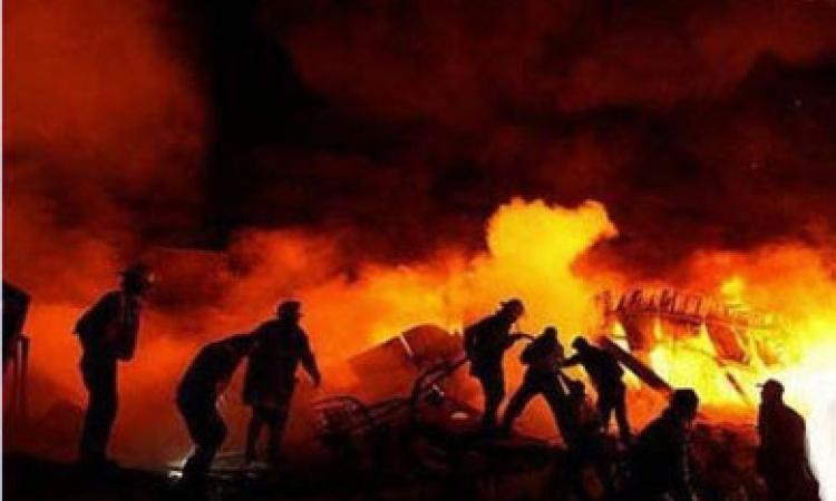 مقتل فلسطيني وإصابة اثنين في قصف جوي إسرائيلي شمال قطاع غزة
