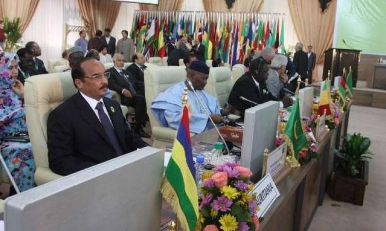 قمة الاتحاد الأفريقي تحث على إجراءات للتصدي للتهديد المتزايد من المتشددين