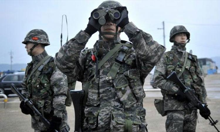 استمرار مواجهة قوات الجيش مع مجند قتل 5 من زملائه بكوريا الجنوبية