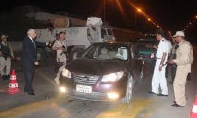 ضبط 47 مطلوبا و206 مخالفات مرورية في شمال سيناء