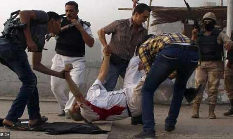بالفيديو ..إحالة أوراق 12 متهمًا بقتل اللواء نبيل فراج في أحداث كرداسة للمفتي