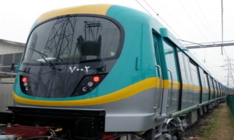 بدء تنفيذ المرحلة الأولى من مترو الهرم مطلع 2015
