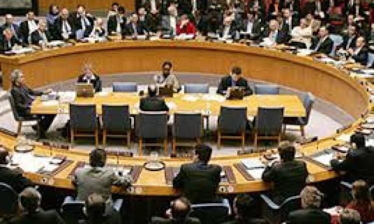 مجلس الأمن الدولي يدعو لإجراء الانتخابات في ليبيا بطريقة سلمية
