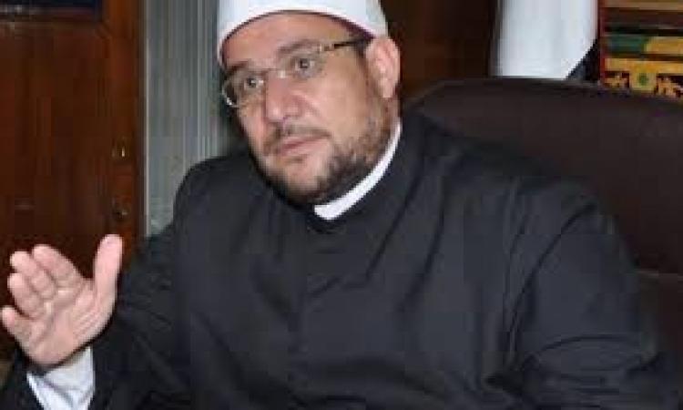 وزير الأوقاف: لا مجال لاختطاف الثقافة الإسلامية أو خداع الناس