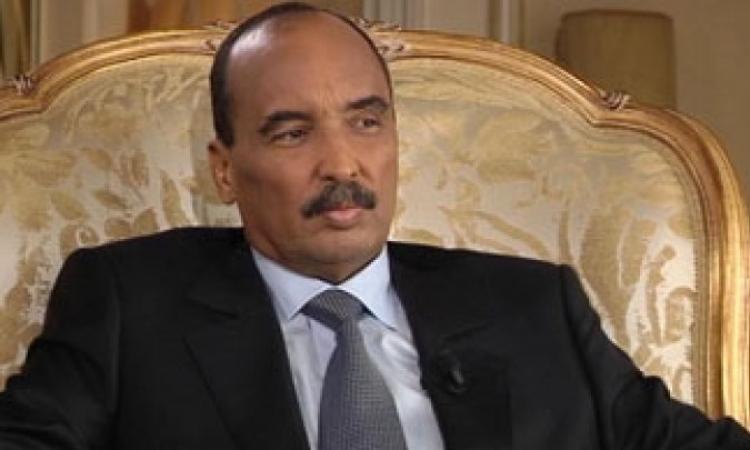الرئيس الموريتاني يفوز بولاية جديدة بنسبة 82%