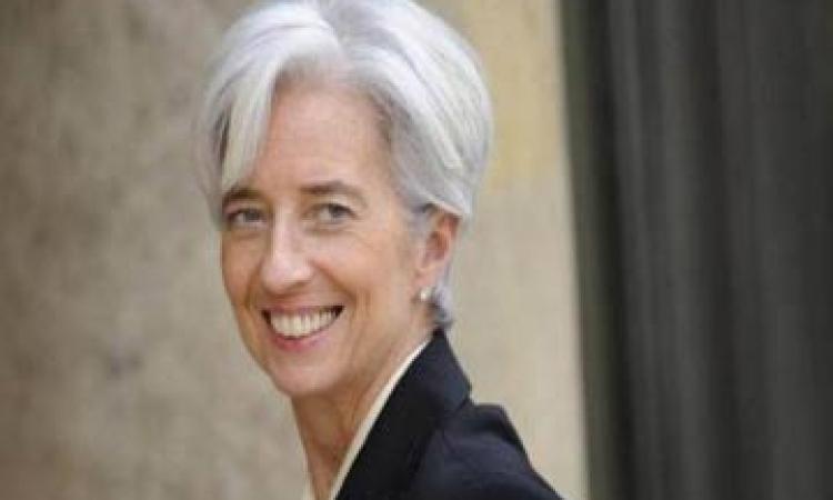 مديرة صندوق النقد الدولى تهنئ السيسى بفوزه وتشيد بنزاهة الانتخابات