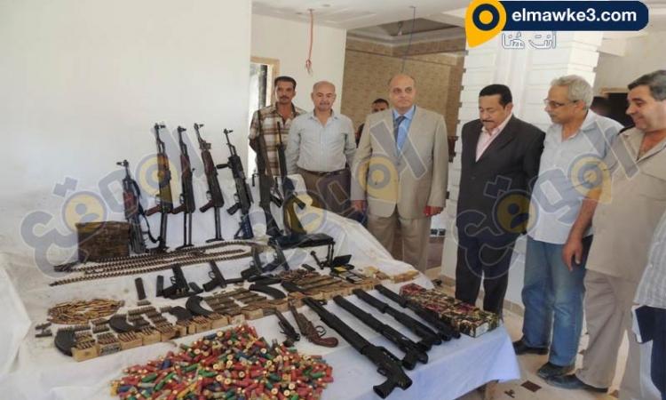 مديرية أمن القليوبية تقوم بحملة أمنية تستهدف البؤر الأجرامية بقرية الجعافرة