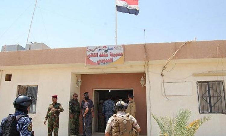 """مسلحون مناهضون للمالكي يسيطرون على معبر """" القائم """" الحدودي مع سوريا"""