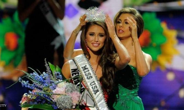 ملكة جمال نيفادا تتوج ملكة لجمال الولايات المتحدة