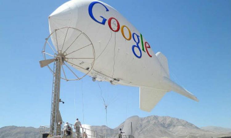 منطاد جوجل يثير مخاوف أجهزة الشرطة في نيوزلندا