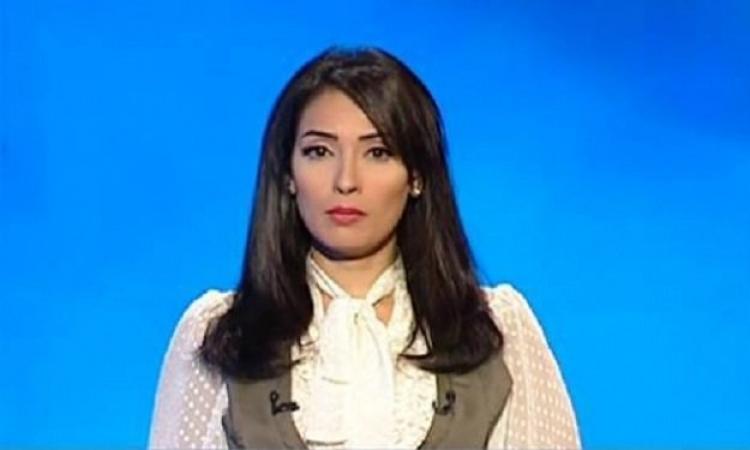 """قناة التحرير توقف مؤقتا مها بهنسي مذيعة """" الناس مبسوطة وبتهيص """""""