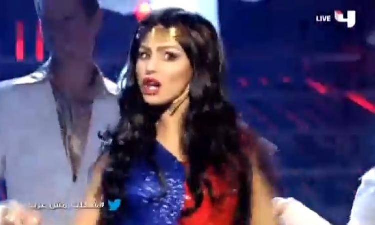 بالفيديو .. شيريهان تشيد بتقليد ميس حمدان لها في شكلك مش غريب