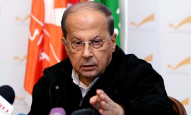 الرئيس اللبنانى يعتبر سعد الحريرى محتجزاً فى السعودية