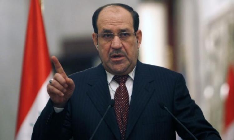 المالكي: فكرة تشكيل حكومة إنقاذ وطني انقلاب على الدستور