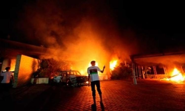 هجوم انتحاري يستهدف مركزا أمنيا شرق بنغازي وسقوط ضحايا