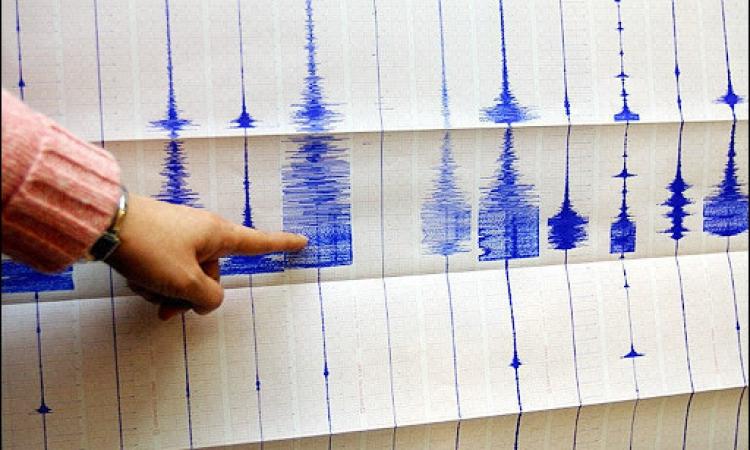زلزال بقوة 5.5 درجة على مقياس ريختر يضرب تركمانستان