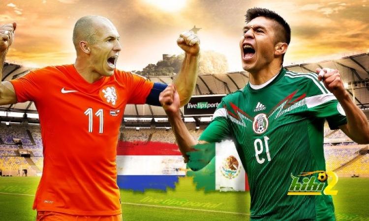 بث مباشر.. هولندا والمكسيك