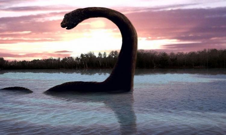 لأول مرة .. صور واضحة لوحش بحيرة لوخ نس