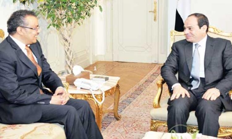 سفير إثيوبيا: لقاء مرتقب بين الرئيسين المصرى والأثيوبى خلال إسبوعين